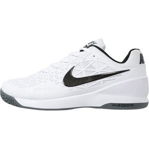 Nike Performance ZOOM CAGE 2 Tennisschuh Outdoor white/black/cool grey