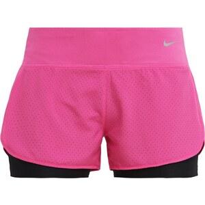 Nike Performance 2IN1 kurze Sporthose vivid pink/reflective silver