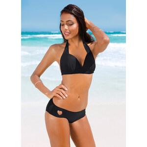 BODYFLIRT Neckholder Bikini (2-tlg. Set), Cup A in schwarz von bonprix