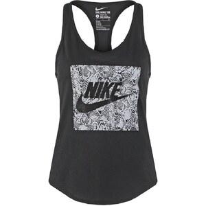 Nike Sportswear Top black/black/pure platinum