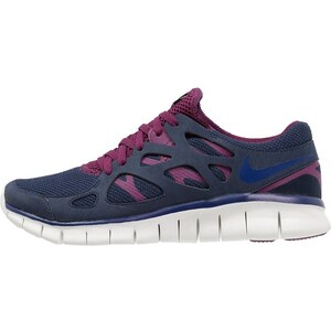 Nike Sportswear FREE RUN 2 EXT Sneaker low mid navy/deep royal blue/mulberry/purple