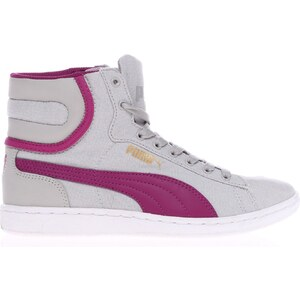 Puma Vikky Mid - High Sneakers - hellgrau
