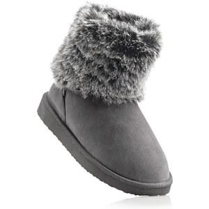 bpc bonprix collection Bottines gris chaussures & accessoires - bonprix