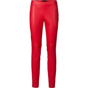 BODYFLIRT Pantalon synthétique imitation cuir rouge femme - bonprix