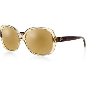 Michael Kors Sonnenbrille - MK 0Mk 6017 58 3051R5 - in beige aus Kunststoff - Sonnenbrille für Damen