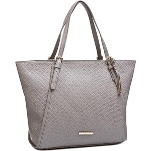 Tasche TOMMY HILFIGER - Dominique EW Tote BW56927418 Moon Rock 852