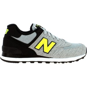 New Balance WL574 WTA - Baskets - noir