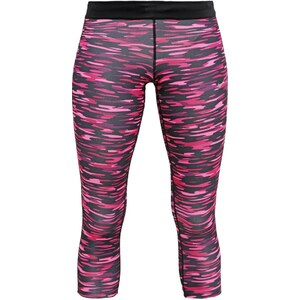 Nike Performance Tights pink pow/black/reflective silver