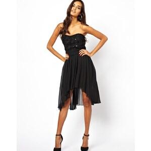 Jessica Wright – Demi – Trägerloses Kleid