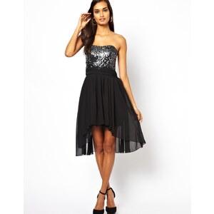 Jessica Wright – Diamond – Trägerloses Kleid