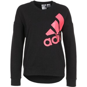 adidas Performance ESSENTIALS Sweatshirt black/flash red