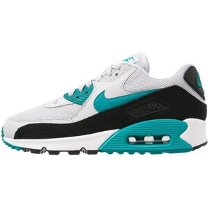 Nike Sportswear AIR MAX 90 ESSENTIAL Sneaker low pure platinum/radiant emerald/black/summit white