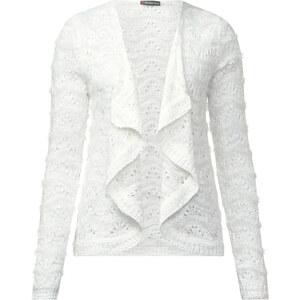 Street One - Cardigan ajouré - blanc