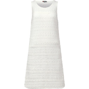 Street One - Robe en dentelle Selma - blanc