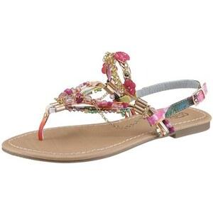Sandale mit Schmuckapplikationen Buffalo Girl 37,38,39,40,41