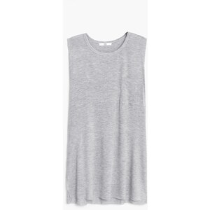 MANGO Oversize-Shirt