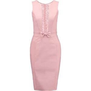 Paper Dolls Etuikleid blush pink