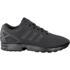 Schwarze Adidas Sneaker ZX FLUX HEREN