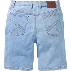 John Baner JEANSWEAR Short Regular Fit bleu homme - bonprix