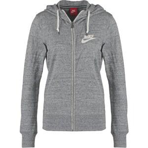 Nike Sportswear GYM VINTAGE Sweatjacke carbon/sail