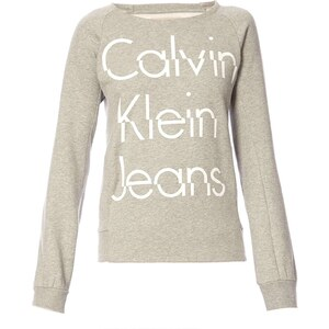 Calvin Klein Jeans Sweat-shirt - gris chine