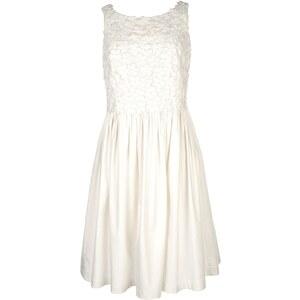 derhy Peuplier - Robe blousante - blanc