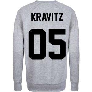 Eleven Paris SUNHAVITZ - Sweat-shirt - gris chine