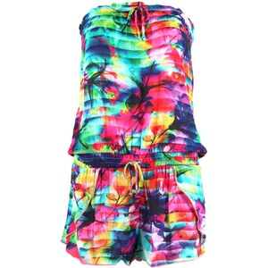 Seafolly Sonic Bloom Shake It Playsuit - Combi-short - multicolore