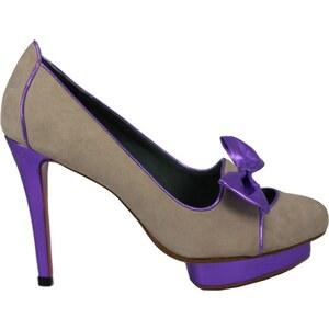 Pring Paris Escarpins - violet