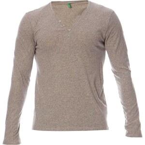 Benetton T-shirt - gris chine