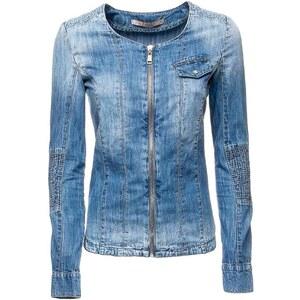 Guess Lalima - Veste en jean - bleu ciel
