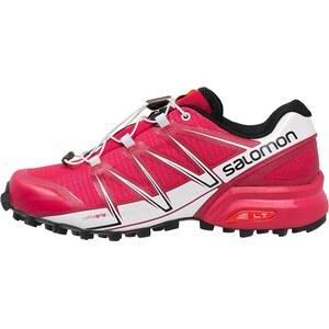Salomon SPEEDCROSS PRO Laufschuh Trail lotus pink /white/black