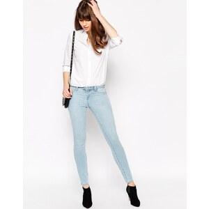Blank NYC - Helle Skinny-Jeans - Helles Jeansblau