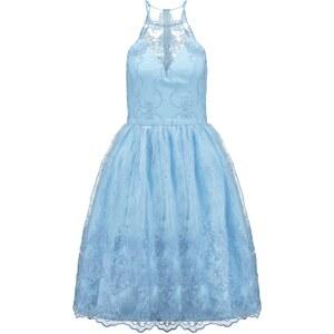 Chi Chi London Cocktailkleid / festliches Kleid blue