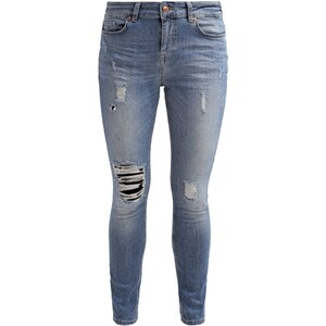 ONLY ONLLISE Jeans Relaxed Fit dark blue