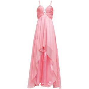 Luxuar Fashion Ballkleid coral