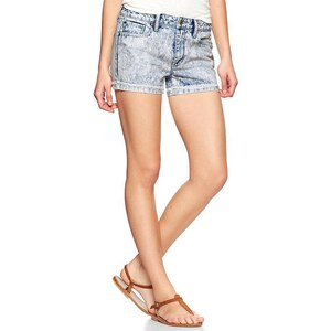 Gap 1969 Destructed Maddie Denim Short - Battleship