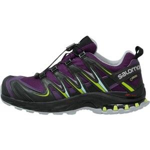 Salomon XA PRO 3D GTX Laufschuh Trail cosmic purple/black/granny green