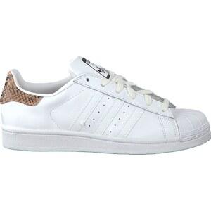 Weiße Adidas Sneaker SUPERSTAR DAMES