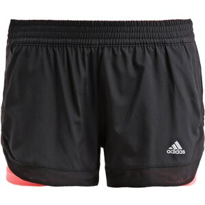 adidas Performance 2IN1 Shorts black/flash red