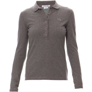 Lacoste Polo - gris chine