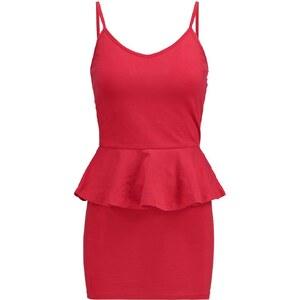 New Look Jerseykleid red