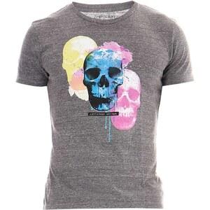 Californian Vintage T-shirt - gris