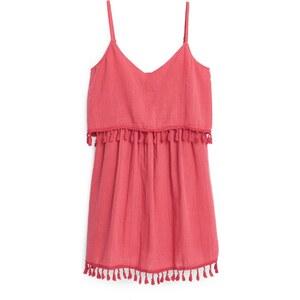MANGO Doppellagiges Kleid