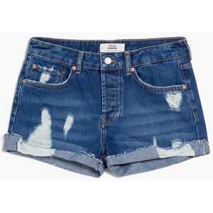 MANGO Short Denim Moyen