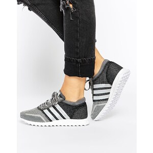 adidas Originals - LOS Angeles - Turnschuhe in Grau/Silber - Grau