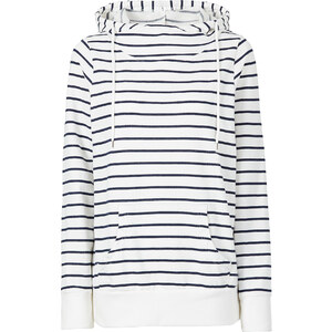 RAINBOW Sweat-shirt blanc manches longues femme - bonprix