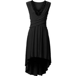 BODYFLIRT boutique Vokuhilakleid in schwarz von bonprix