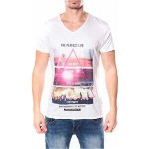Deeluxe T-shirt T-SHIRT PERFECT blanc
