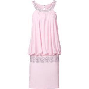 BODYFLIRT Robe de cocktail rose femme - bonprix